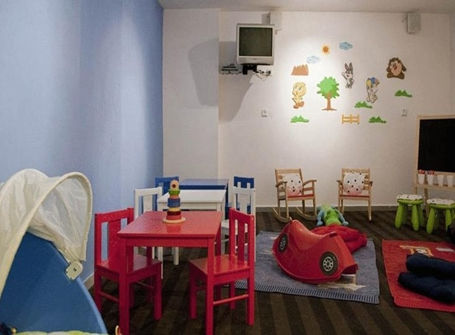 Despotiko Hotel, Children's club,376