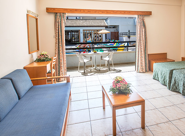 Anthea Hotel Apartments, Double room,11331