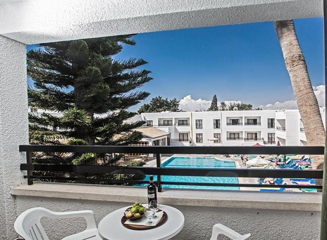 Anthea Hotel Apartments, Balcony,11331