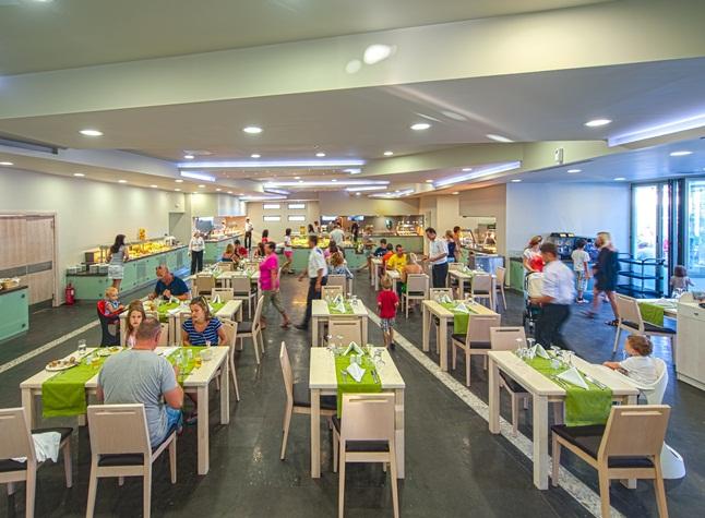 Akti Palace Hotel, Main Restaurant,25234