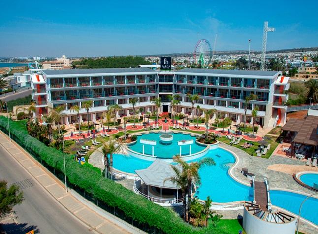 Faros Hotel Exterior Aerial View,30675