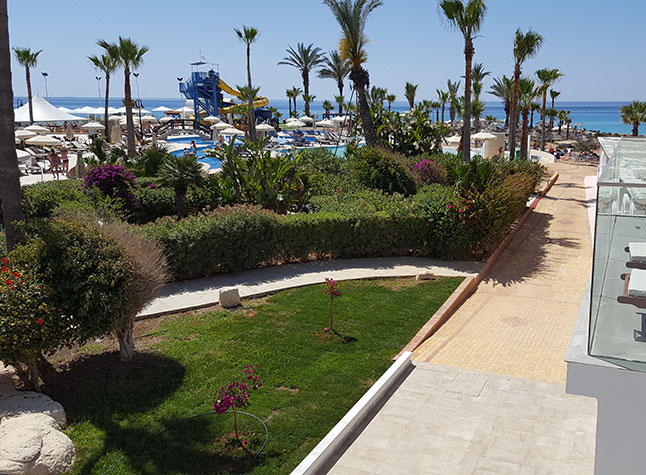 Adams Beach Hotel Gardens,21305