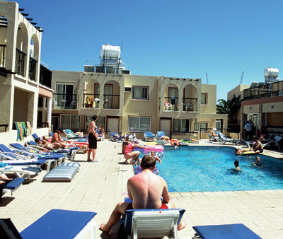 Anthea Hotel Apartments, Pool, 11331