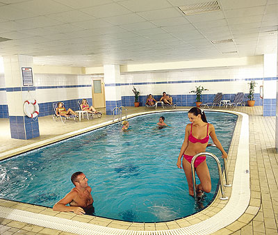 Anmaria Hotel, Indoor Pool, 11348