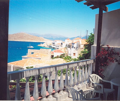Villa Nina_View from Villa, 14608