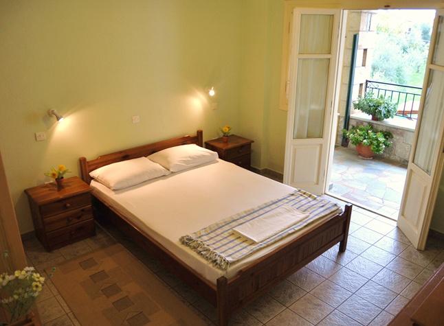 Ilias Apartments, Apartment Bedroom,19507