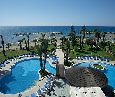 The Golden Bay Beach Hotel, Pool,21502