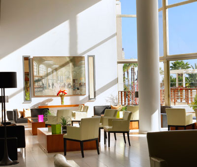 The Golden Bay Beach Hotel, Lobby, 21502