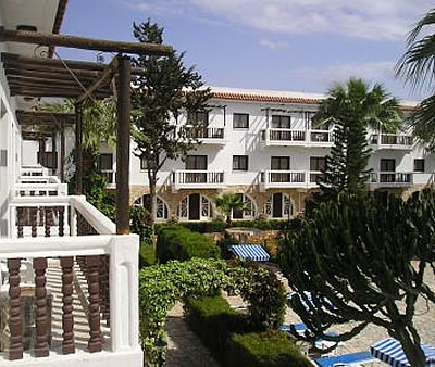 Lysithea Hotel Apartments, Exterior view, 21507