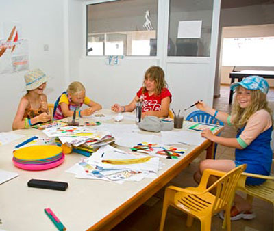 Asterias Beach Hotel, Kid's club, 30688