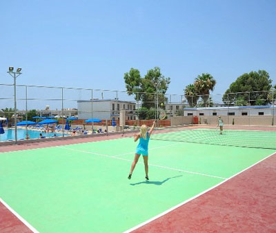 Euronapa Hotel Apartments, Tennis court,30721