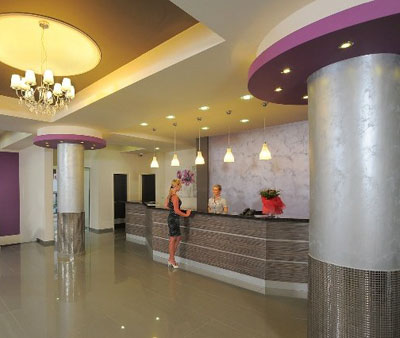Euronapa Hotel Apartments, Reception,30721