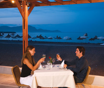 Lindos Bay Hotel, Night Restaurant,30829