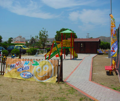 Asteras Resort, Kid's club, 30965