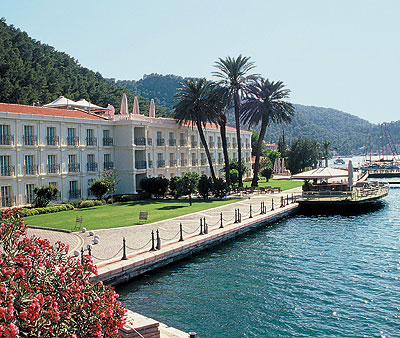 Ece Saray Marina and Resort