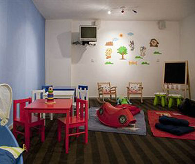 Despotiko Hotel, Kid's playroom, 376