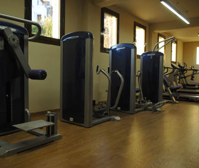 Portaria Hotel and Spa, Gym, 378