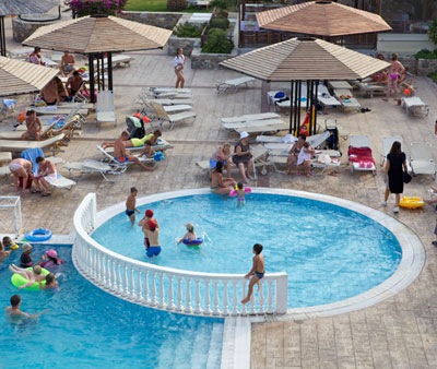 Akti Beach Hotel, Kid's pool, 25220