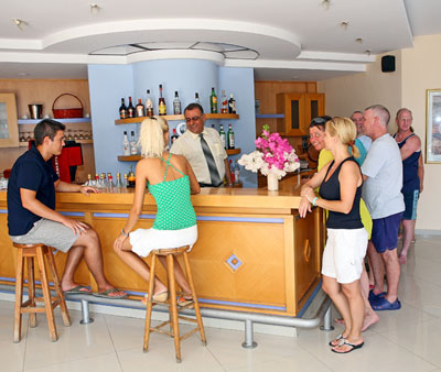 Akti Beach Hotel, Bar, 25220