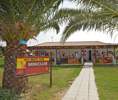Akti Beach Hotel, Kid's club, 25220