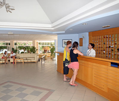 Akti Beach Hotel, Reception, 25220