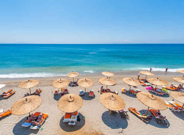 Akti Palace Hotel, Beach, 25234