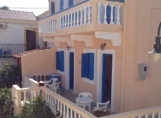 Kaliopi Studios, Balcony and Exterior, 14607