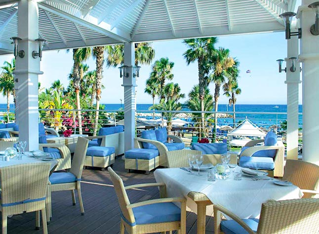 Lordos Beach Hotel, Restaurant,21501