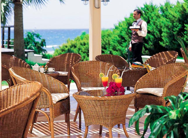 Lordos Beach Hotel, Patio,21501