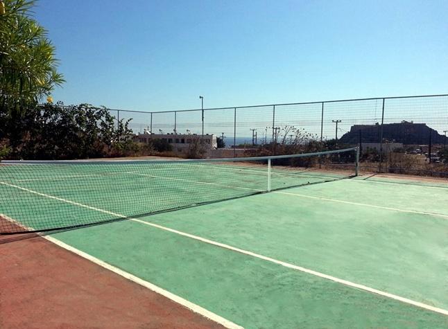 Lindos Gardens, Tennis court,14415