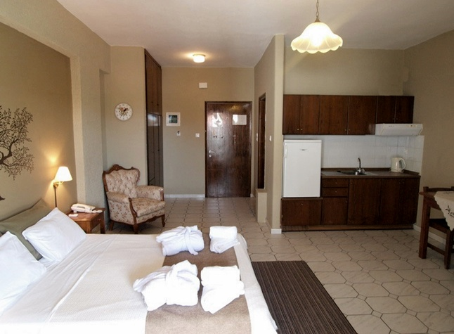 Kleopatra Hotel Apartments, Superior room, 346