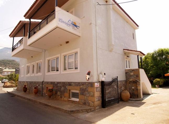 Kleopatra Hotel Apartments, Front,346