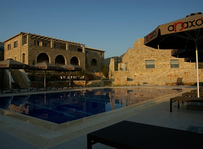 Anaxo Resort Hotel, Swimming pool, 642