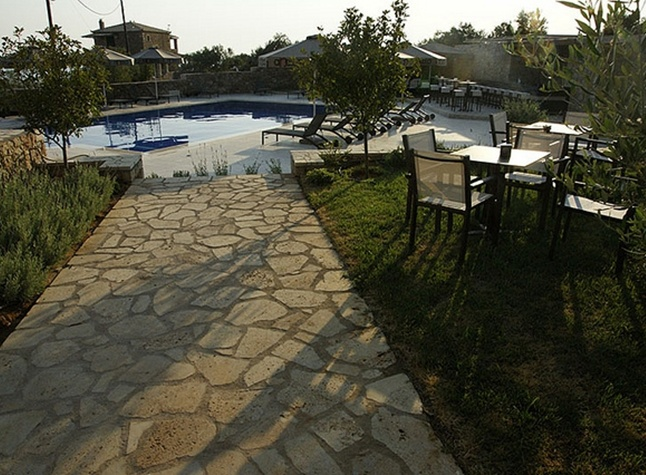 Anaxo Resort Hotel, Gardens,642