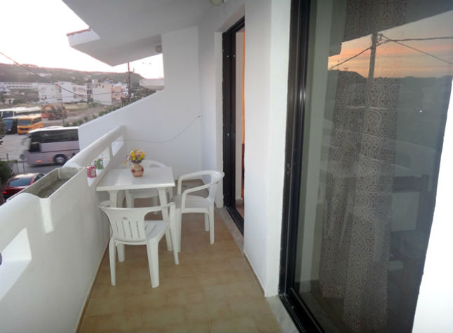 Amfis Apartments Balcony, 15220