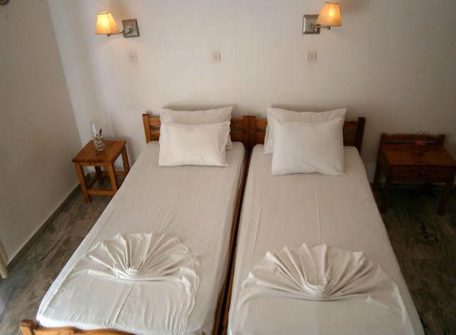 Amfis Apartments Bedroom, 15220