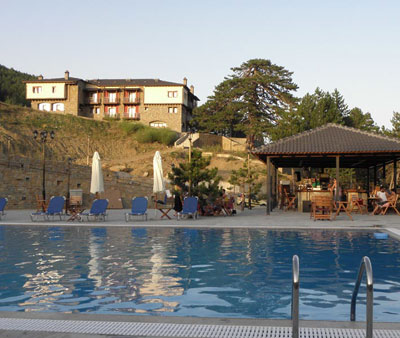 Vasilitsa Resort, Main, 377