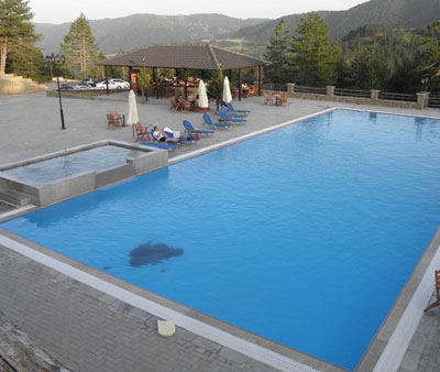 Vasilitsa Resort, Pool, 377