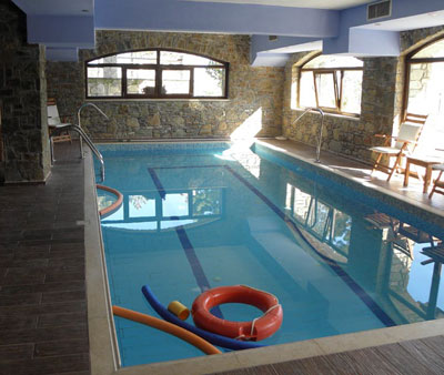 Vasilitsa Resort, Indoor pool, 377
