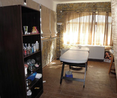 Vasilitsa Resort, Treatment room, 377