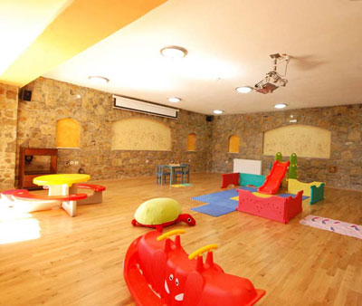 Vasilitsa Resort, Kid's playroom, 377