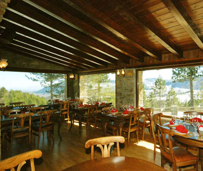 Vasilitsa Resort, Restaurant, 377