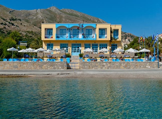 Pedi Beach Hotel Symi