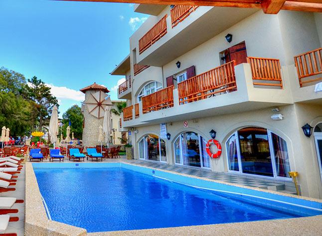 Kalyves Beach Hotel All Inclusive